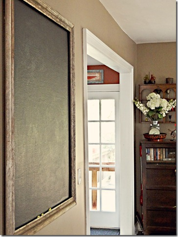 Dining Room Chalk Board