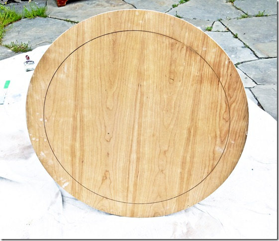 Drum Table Top