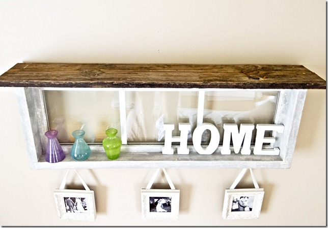 Window Shelf Complete