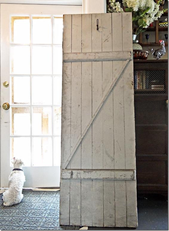 Barn Door As is