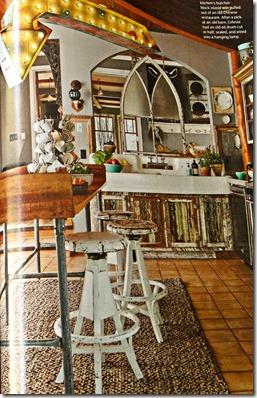 Celeste Shaw Kitchen