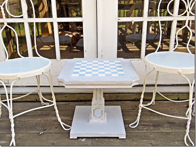 Checker Table 2