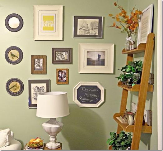 Living Room Wall Gallery 2
