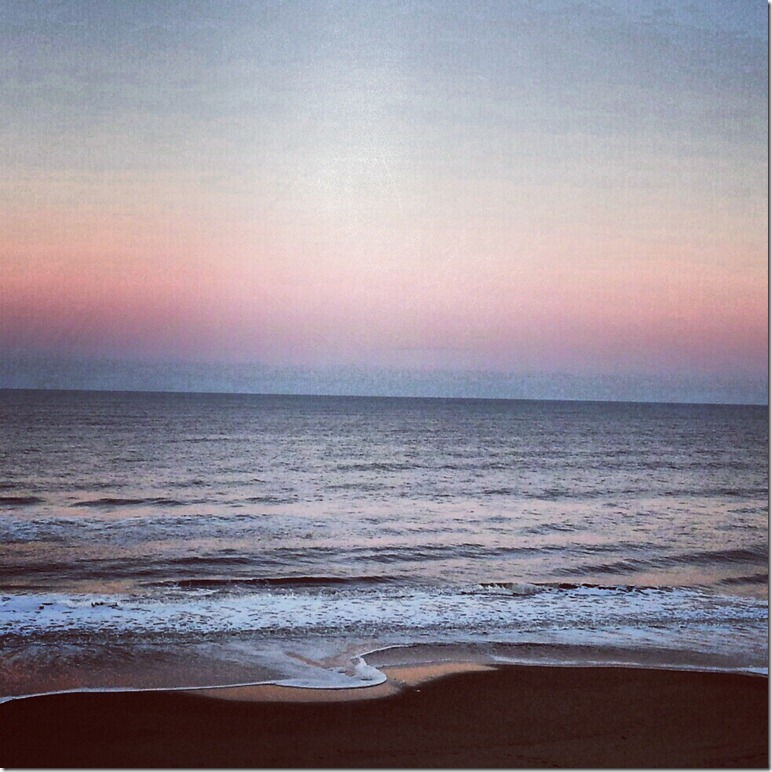 VA Beach Sunset