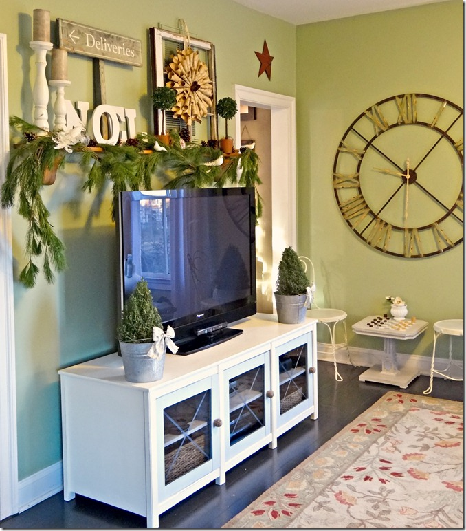 Entertainment Unit Styled 2