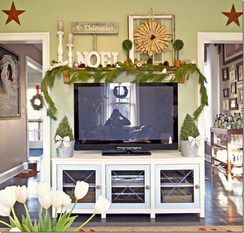 Entertainment Unit Styled