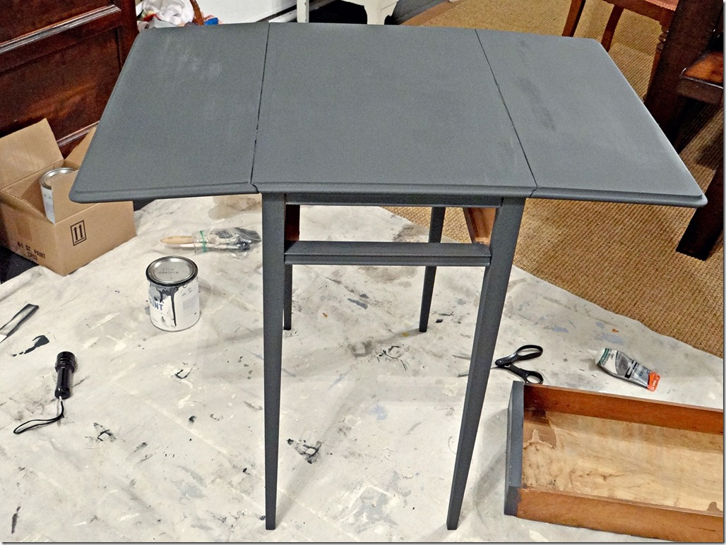 Side Table Graphite