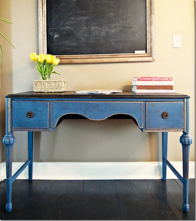 Blue Console 2