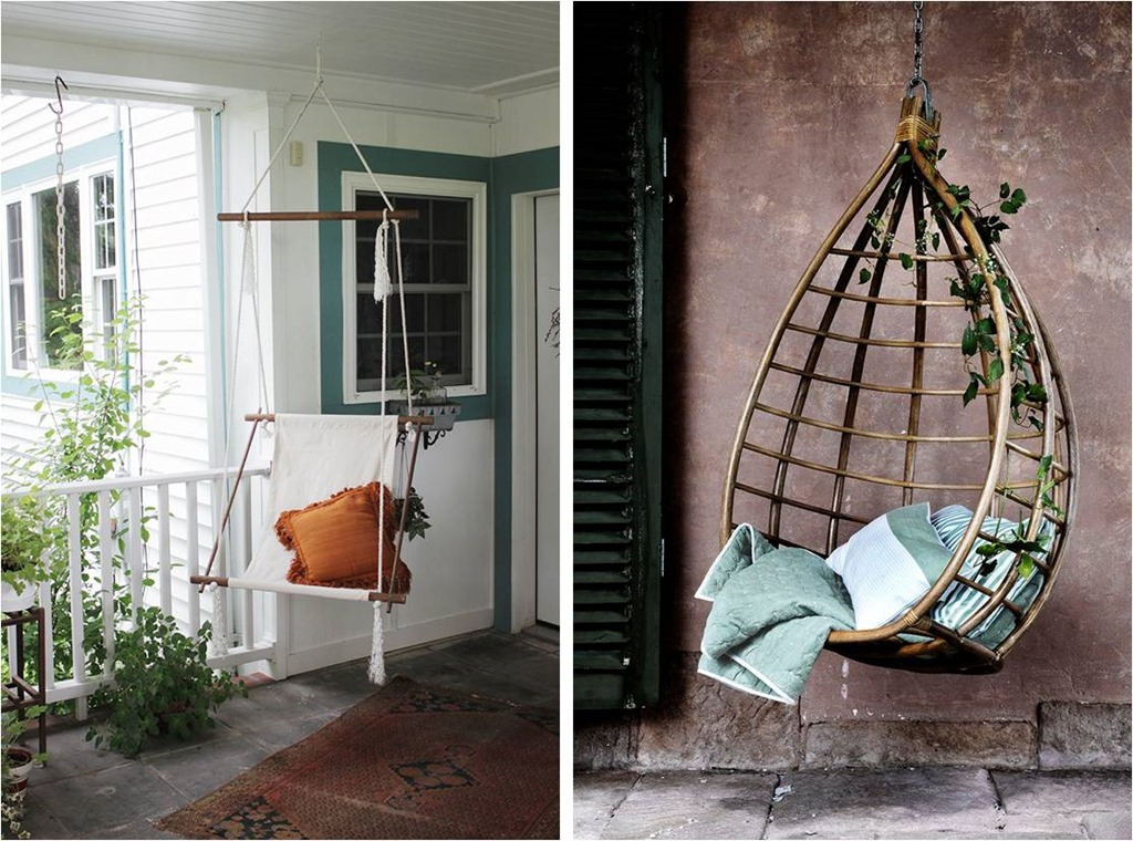 Outdoor Hanging Chair Options