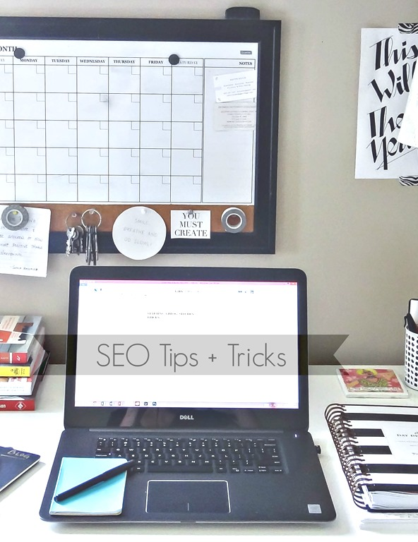 Starting a Blog: SEO Tips and Tricks